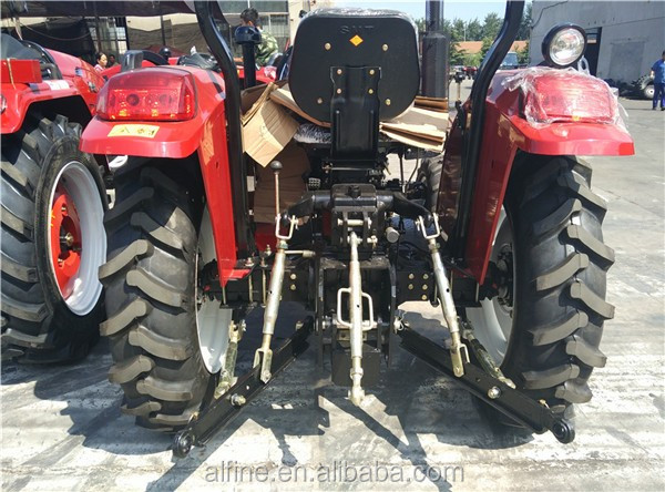Factory supply 25hp mini tractor with front end loader