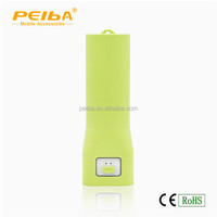 2600mAh Mini Power Bank for Mobile Phone Portable External Backup Battery Charger for Smartphone USB