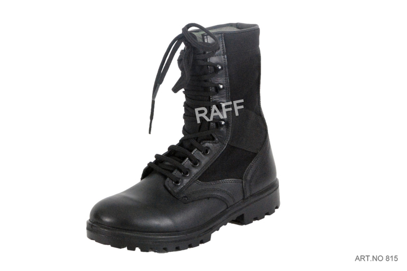 Army Black Boot