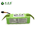 Customizing long cycle life rechargeable 7.2v nimh 3500mAh vacuum cleaner battery