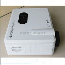 More Multimedia Interface 1280*800 Resolution Support 3D 1080P Beamer Projector hd Ready