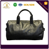 Hot sale casual men's PU leather handbag business computer bag hand travel bag for man