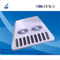 Hot Sale 12v24v 12KW roof mounted van air conditioning for toyota mini bus,sprinter van