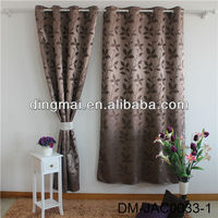 2013 new style decoration luxury ready made curtain