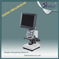 High Quality Competitive Price Hot Sale SHD-34A LCD Video Microscope Screen/CCD with OEM/ODM