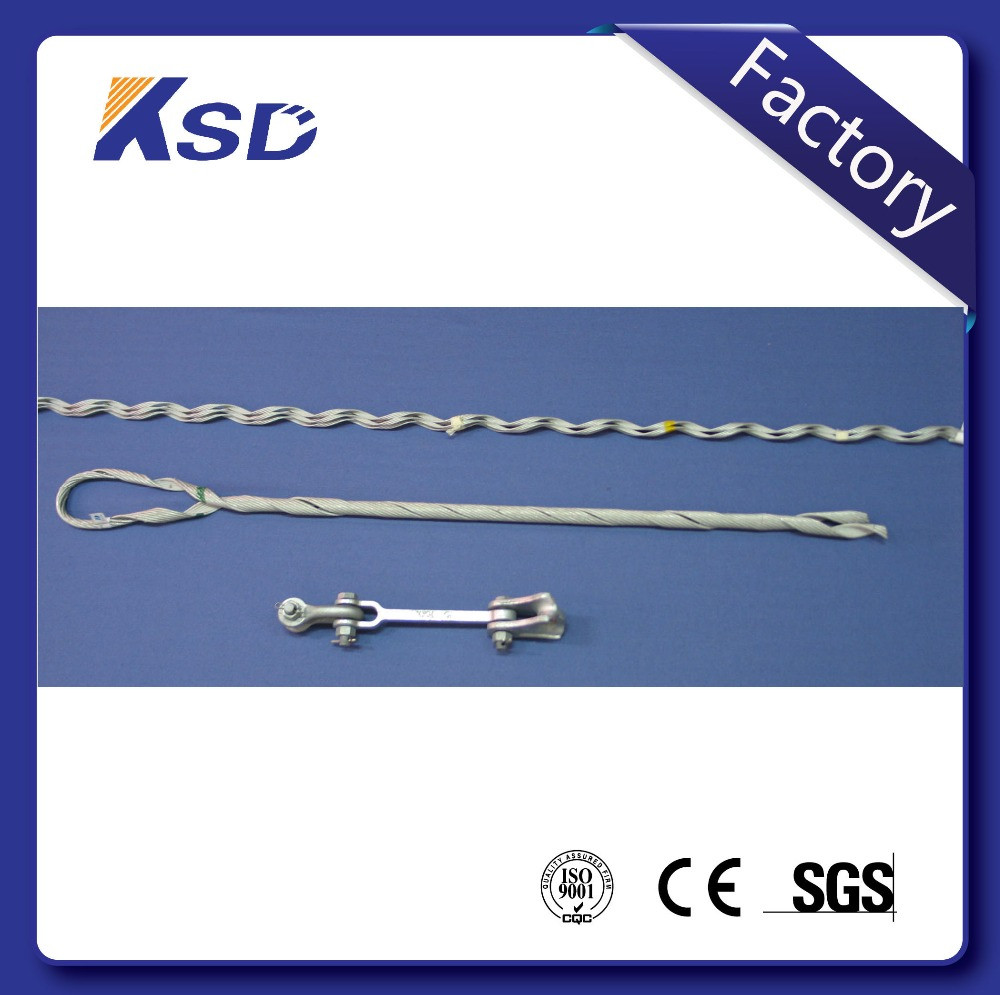 Aluminum Clad Steel opgw hardware accessories