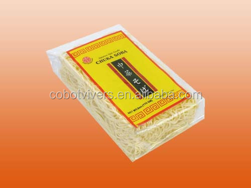 air dried long life instant egg noodle