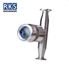 Stainless steel housing multiparameter mass flow meter