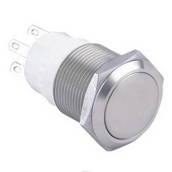 Fashion branded waterproof switch push button 240v