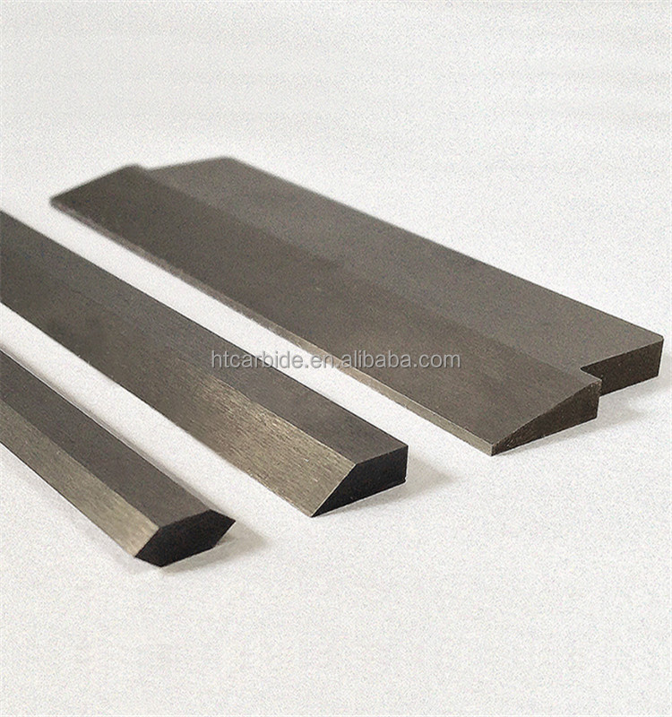 Tungsten Carbide Strips Wood Cutting Machine Tools with best factory price