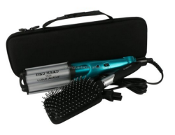 New products custom eva hairdresser tool case with liner and zipper