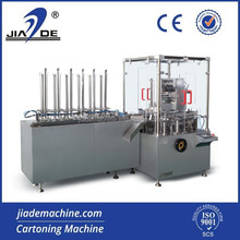 Fully Automatic Condom /Sachet Cartoning Machine