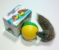 Weazel Ball Toys / Electronic Toys Weazel Ball/ The weasel rolls with ball