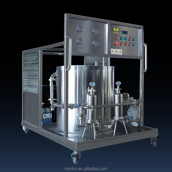 MZH-P Perfume freezing equipment machine to make perfume