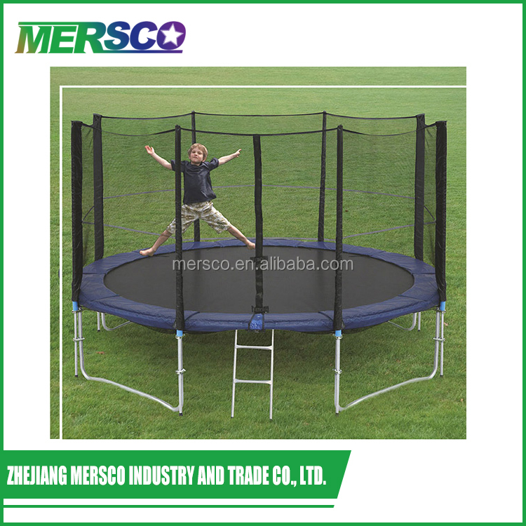 Cheap Large Outdoor Fitness Trampoline Jumping Bed