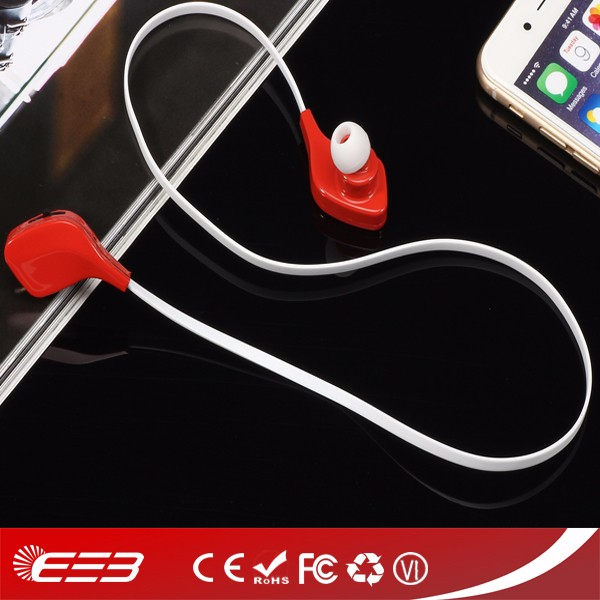 Newest for iphone 7 iphone6 cheapest bluetooth earphone from original factory directly