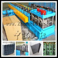 used c z purlin roll forming machine made in china