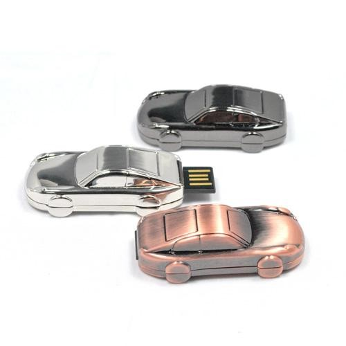 Promotion Gift Metal Car Design Write Protect USB Flash Drive