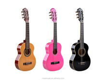 36 inch full linden the lowest price classical guitar from China guitar factory