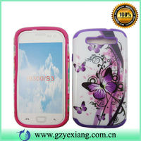Hot Sale Colorful Design Combo Case for Samsung s3