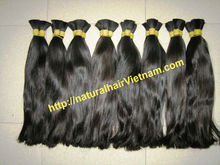 Provided Vietnamese Hair 5A Grade 100% No Chemical Unprocessed Provide Large numbers Virgin Human Hair Vietnam