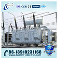 220kv/11kv Gas Three-phase Electrical Power Transformer with ANSI Standard
