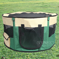 Soft sided pet playpen lovery pet playpen design dog tent