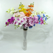 2015 Real Touch Silicone Decorative Artificial Flower
