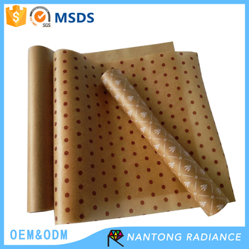 Economic and Efficient coated Printed Baking Paper