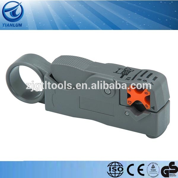 Cable stripping device Plastic wire stripping pliers Cable Stripper Cable stripping knife