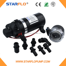 STARFLO DP-80B 24v dc manual battery operated water pump similar with yamada diaphragm pump
