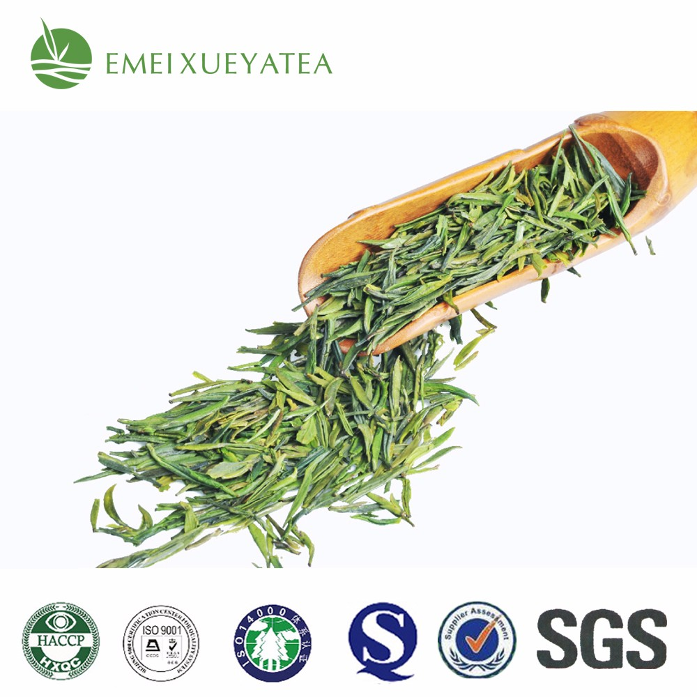 Famous Chinese energy drink organic green tea