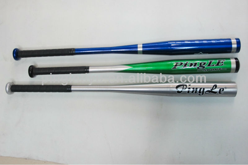 PL-007 Painting Aluminum Alloy Baseball Bat /Softball bat