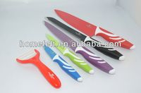 vegetable carving knife set