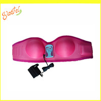 Brand new breast enlargement vibrating massager bra with high quality