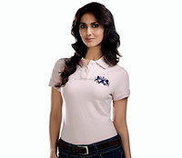 colorful polo shirt designs/ Ladies polo shirts