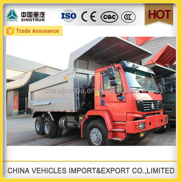 hot sale caminhois howo ouedkniss camion howo 420 hp mine car