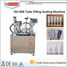 Korea Aloe Vera Gel Cosmetic Tube Filling Sealing Machine