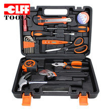 Combo tools multifunction hardware toolbox house decoration electrician carpentry repair hand tools set