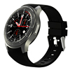 Color AMOLED Display Type 3G Round shape smart watch android smart watch phone