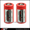 Shenzhen Imr 18350 Heavy duty um-2 rechargeable battery for E-cigar um-2 battery
