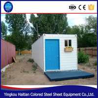 Temporary building transportable home dormitory modular house china prefab homes fully furnished container Office