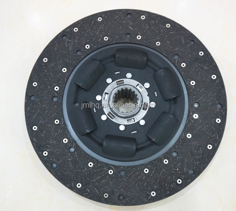 Transmission parts OEM quality clutch facing for heavy trucks