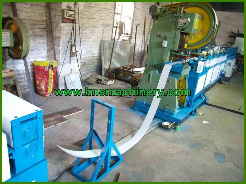 lms Aluminum Gratings roll forming machine