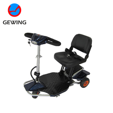 Ce Approved Old People Electric Mobility Scooter Folding For Handicapped