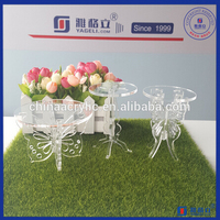 Wholesale new style acrylic cupcake display & bakery display stand / cake display trays