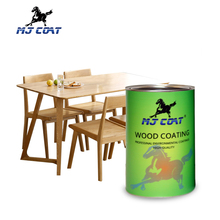 Free Samples wood paint nc wood lacquer clear transparent finish for bed door