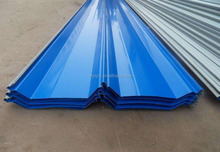 color coating corrugated galvanized steel sheet for roof/zinc coated steel sheets