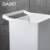 new design furniture freestanding wash pedestal basin, better than aluminium