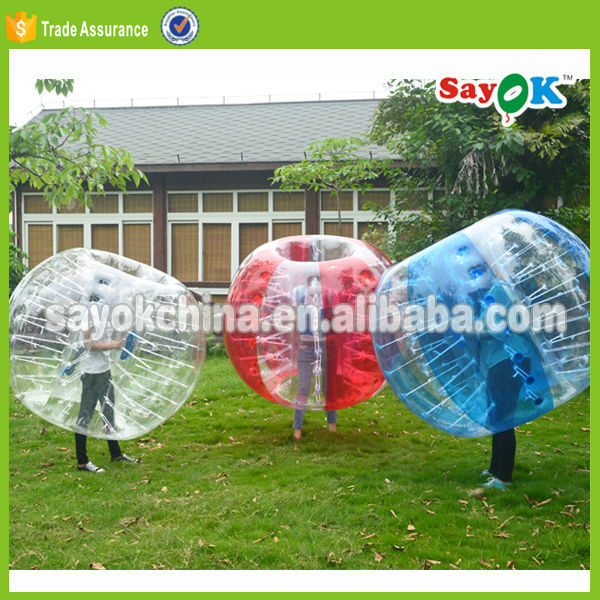 bumper ball inflatable transparent ball suit prices for sale